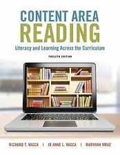 What's New in Literacy: Content Area Reading : Literacy and Learning Across...