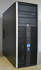 HP ELITE 8200 Torre Intel Core i7-2600 3.40ghz 16gb ddr3 500gb HDD Win 7 Wi-Fi