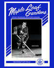 Maple Leafs 1964 Stanley Cup Finals Program Cover (Dave Keon) - 8x10 Photo
