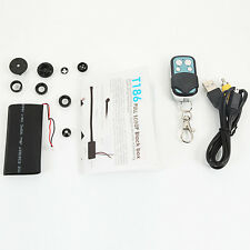 HD 1080P DIY Module Hidden Camera DVR Video + Interchangeable Buttons + Remote