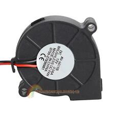1pc-Brushless-DC-Cooling-Blower-Fan-50mm-Exhaust-Fans-50mmx15mm-5015S-12V-0-06A