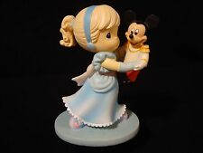 zf Precious Moments-Disney-Hamilton Collection-Mickey and Me-Hard To Find