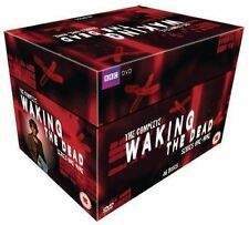 WAKING THE DEAD SERIES 1-9 COMPLETE DVD BOX SET *NEW* SEASONS 1 2 3 4 5 6 7 8 9