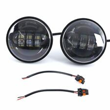 4.5inch 30W Harley Davidson Auxiliary LED Fog Light Daymaker Passing Lamp