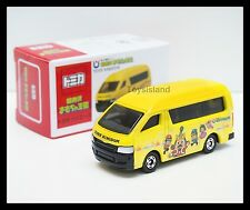 TOMICA TOYS' KINGDOM TOYOTA HIACE 1/64 TOMY NEW DIECAST CAR 46 LIMITED