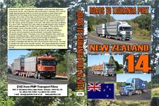 2799. New Zealand. Trucks. February 2014. We are nearing the end of our tour, th
