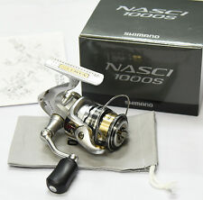 Last One!! 2013 Shimano NASCI 1000S Spinning Reel
