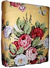 Ralph Lauren Kathleen King Duvet Brooke Therese Rose Comforter Cvr, Italy LN 1ST