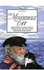 The Mousehole Cat (DVD, 2004) Christmas Story Animation Cornwall Family Kids 3+