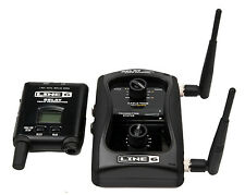 NEW Line 6 Relay G50 Guitar Wireless Transmitter Pedal Style Receiver System