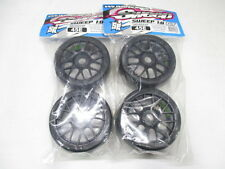 Sweep 1/8 EXP GT Racing On Road Buggy Wheels 45 Deg (4) S40145EK16P OZ RC Models