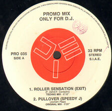 VARIOUS (E.X.I.T. / SPEEDY J / ENTERPRISE / FORRESTAL) - Promo Mix 35 - Media