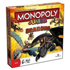 JUNIOR Monopoly-come per l'addestramento del gioco da tavolo DRAGO