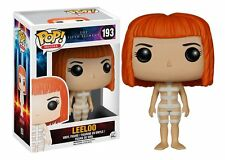 Funko Pop Movies Fifth Element Straps Leeloo Vinyl Action Figure Collectible Toy