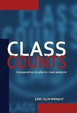 Studies in Marxism and Social Theory Ser.: Class Counts : Comparative Studies...
