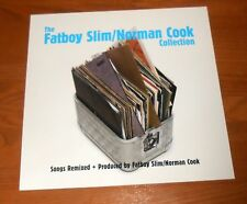 The Fatboy Slim/Norman Cook Collection Poster Flat 2000 Promo 12x12 Rare