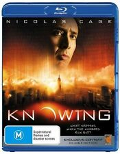 Knowing Blu-ray Disc NEW