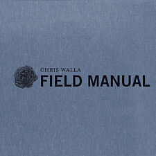 Audio CD Field Manual - Chris Walla - Free Shipping