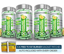X4 PREMIUM GARCINIA CAMBOGIA - STRONG LEGAL SLIMMING / DIET & WEIGHT LOSS PILLS