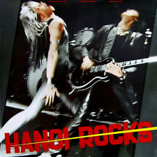 Hanoi Rocks BANGKOK SHOCKS, SAIGON SHAKES, HANOI ROCKS Debut Album NEW VINYL LP