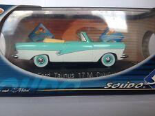 Solido 1:43 Ford Taunus 17 M Cabriolet 4575