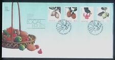 Singapore Stamps First Day Cover FDC - 1986 Local Fruits Special Stamp Issue