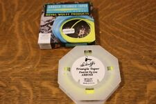 Royal Wulff Ambush Taper Clear Tip 6 Weight Fly Line Free Fast Shipping TTAM6FI
