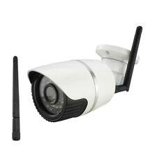 Wireless WIFI HD 720P IP Camera ONVIF Outdoor Security Waterproof Night Vision