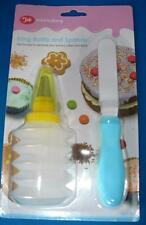 Icing Bottle and spatula - Tala - New & Packaged