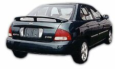 UNPAINTED SPOILER FOR A NISSAN SENTRA FACTORY STYLE I SPOILER 2000-2006
