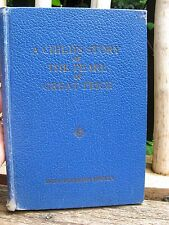 "1954 MORMON BOOK 2nd Printing~""A Child's Study of The Pearl of Great Price"" Vtg~"