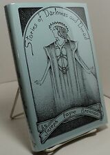 Stories of Darkness and Dread by Joseph Payne Brennan - First ed - Arkham House