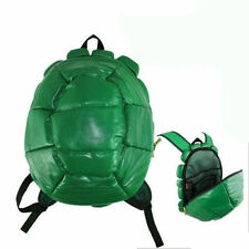 Teenage Mutant Ninja Turtles Shell Backpack TMNT - Kids Boys Bag Green Bag gifts