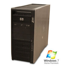 HP Workstation Z800 Intel Xeon X5672 12GB DDR3 500GB SATA DVDRW