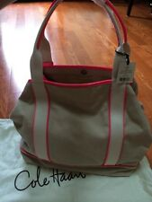 Brand New Cole Haan Beach Collection Bag
