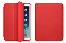 "FUNDA SMART COVER CASE + PROTECTOR + STYLUS TABLET IPAD PRO 9.7"" - ROJO"