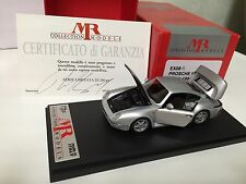 Rare 1/43 factory built MR Italy Porsche 959 All Open amr bbr make up bosica