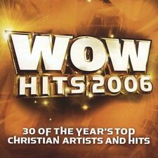 WOW Hits 2006 by Various Artists (CD, Oct-2005, 2 Discs, EMI Christian Music Gro