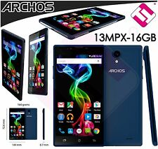 SMARTPHONE TELEFONO MOVIL LIBRE ARCHOS 55 PLATINUM QC 1,3GHZ 1GB 16GB 13MP 2400M