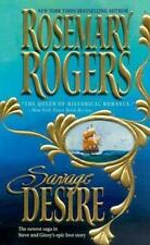 Savage Desire by Rosemary Rogers (2000, Paperback)
