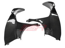 Suzuki Hayabusa Cockpit Air Ram Intake Duct Runner Cover Fairings Carbon Fiber