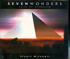 SEVEN WONDERS SUITE FOR ORCHESTRA BY STUART MITCHELL CD BRAND NEW