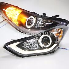 2011 to 2015 year For HYUNDAI Avante i35 Elantra LED Front Lights Head Lamps SN
