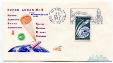 1973 Super Arcas 35/16 1° Tir Meteorologique NASA CNES Kourou Guyane Francaise