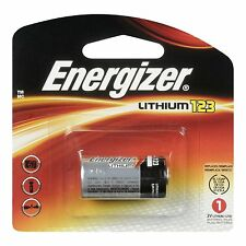 Energizer Photo Battery 3V EL123APBP - Cell 123