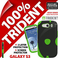 New Trident Aegis Protective Rugged Hard Case Cover for Samsung i9300 Galaxy S3