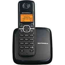 Motorola L601M DECT 6.0 Cordless Landline Telephone Handset with Caller ID