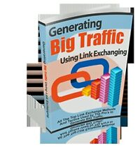 Get Big Website Traffic With LINK EXCHANGING And Covert More Customers (CD-ROM)