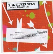 (BY451) The Silver Seas, The Best Things In Life - 2011 DJ CD
