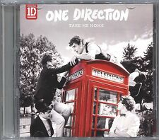 +5 BONUS TRACKS----  ONE DIRECTION Take Me Home EXCLUSIVE Deluxe Edition CD LIVE
